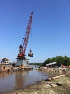 river-loading