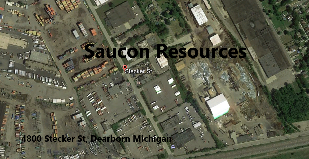 Saucon Resources Location