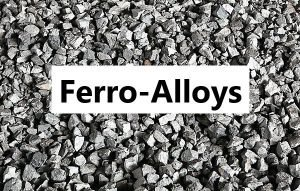 Mill scale used in making ferro alloys