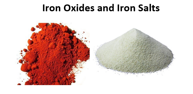 mill scale used in the making or iron oxides and iron salts
